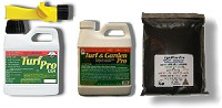 Dog Spot Repair Combo- TurfPro Liquid 1 Quart PLUS TurfPro 1 QuartSprayer PLUS TurfPro Dry 2lb
